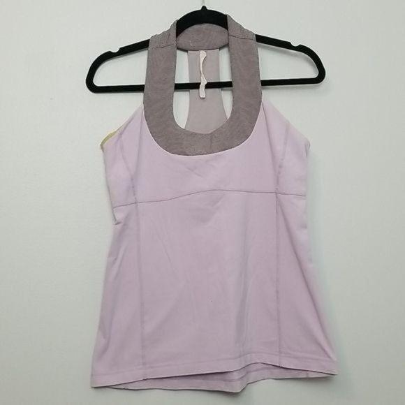 Lululemon Purple Tank Top Size 10